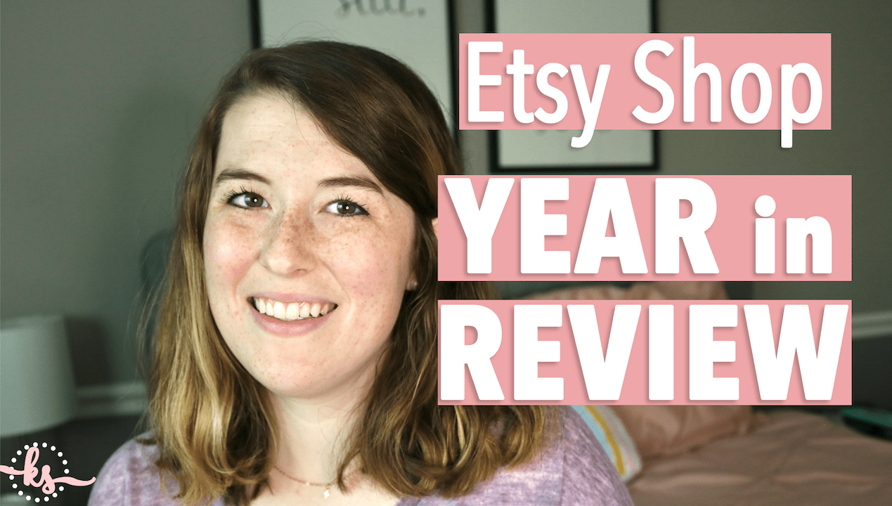 Etsy Shop Year in Review – Lemon and Lily Co.