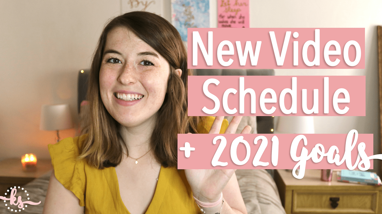 New Video Schedule + What's Next