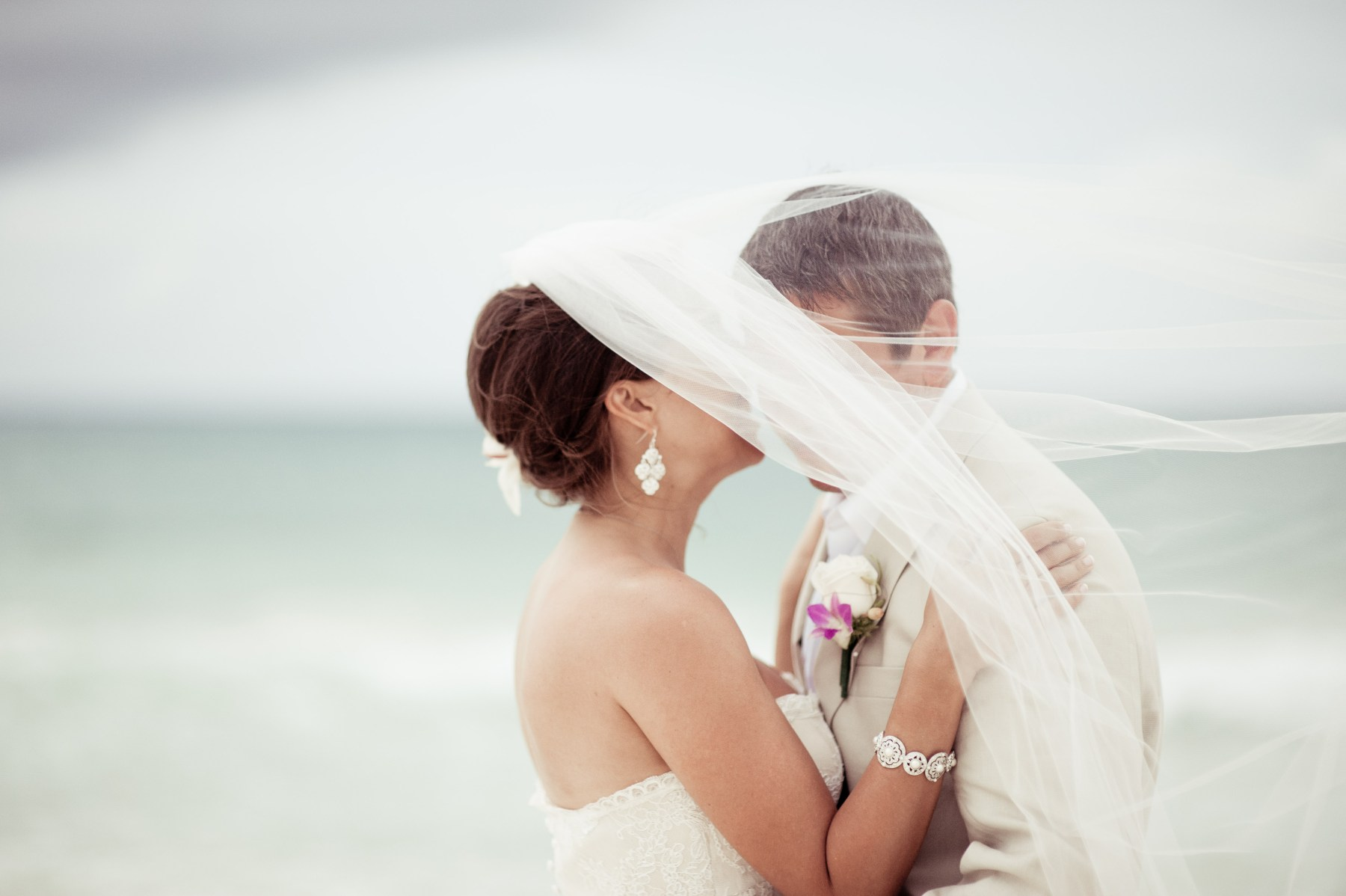 mexican beach wedding