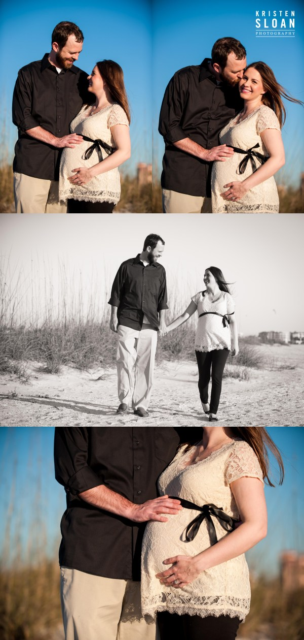 st petersburg fl maternity pregnancy portrait photographer kristen sloan