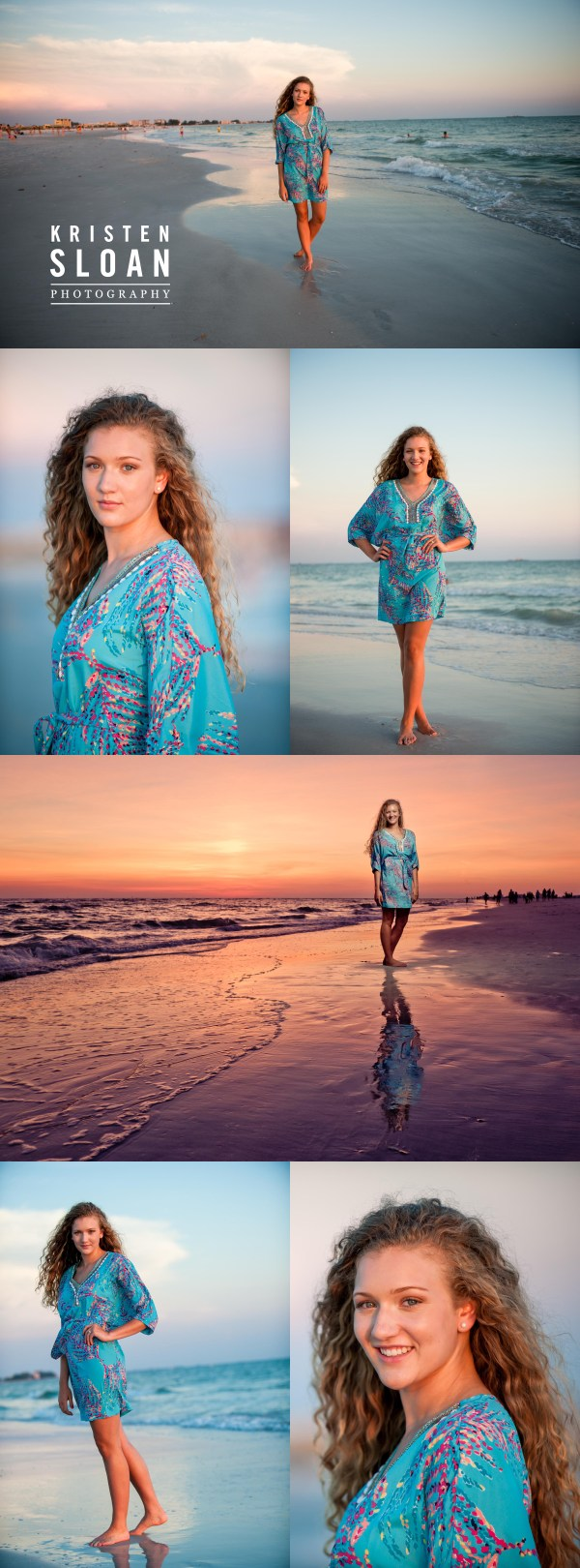 Don Cesar St Pete Beach Treasure Island Senior Portrait Photos by St Petersburg Photographer Kristen Sloan
