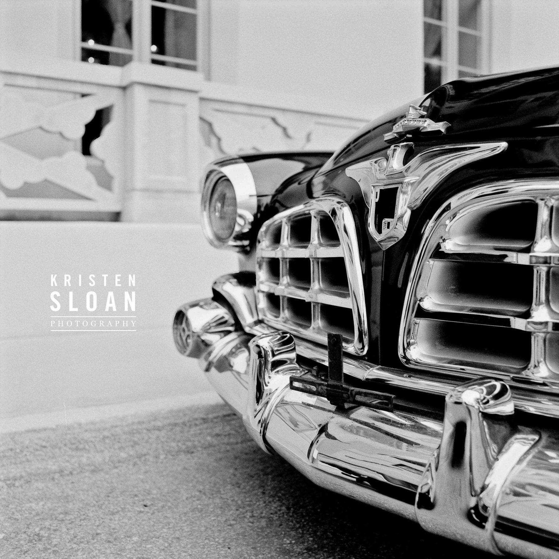 955 Chrysler Imperial by St Petersburg FL Photographer Kristen Sloan