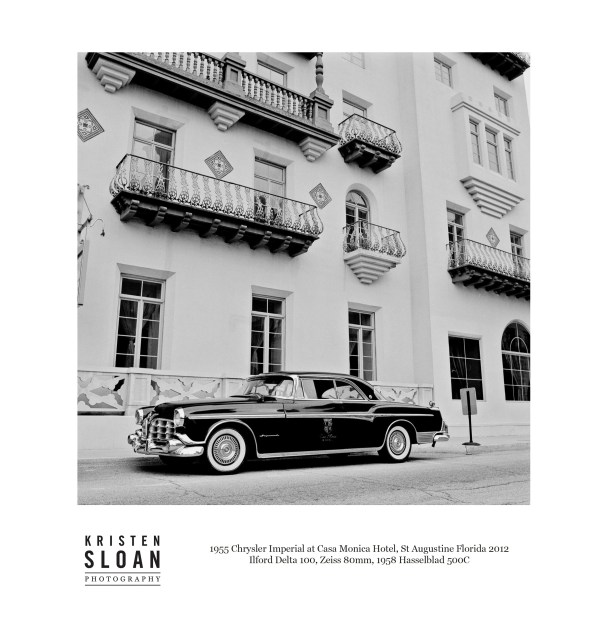 1955 Chrysler Imperial by St Petersburg FL Photographer Kristen Sloan
