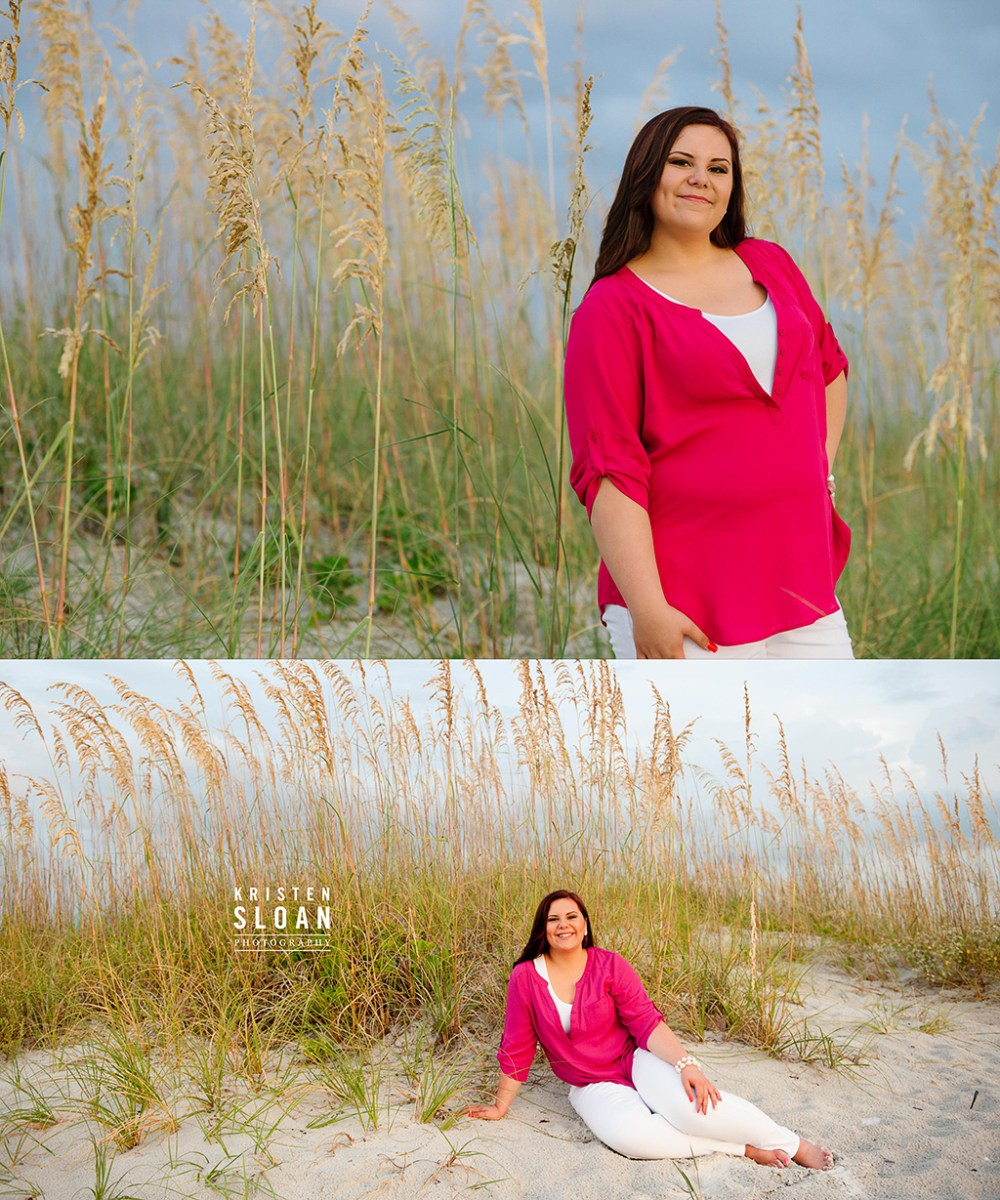 St Pete Beach Treasure Island Senior Portraits by Kristen Sloan Photography