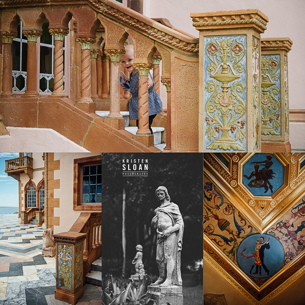Exploring The Ringling Ca D'Zan Sarasota Florida | Sarasota FL Photographer