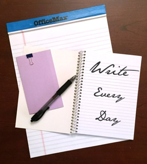 Write Every Day