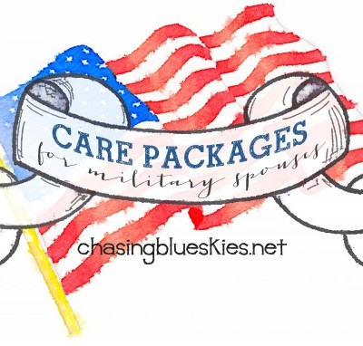 Care Packages for Military Spouses