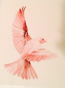 Bird in Flight - Krister Eide