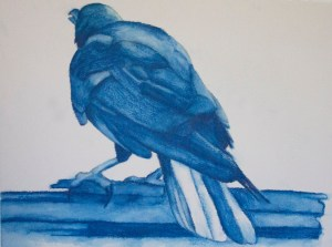 Krister-Eide-painting-crow