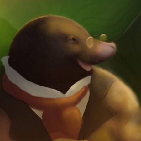 Ozzy the Mole