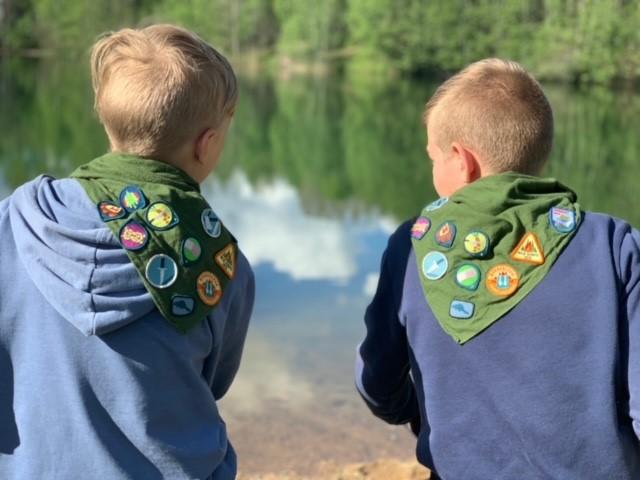 Årets scouthajk