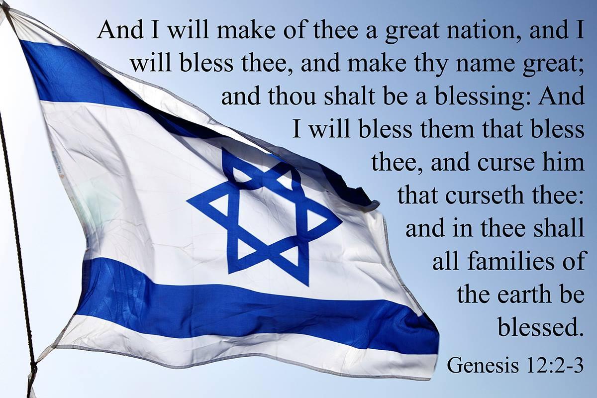 Genesis 12 2 3 Kjv