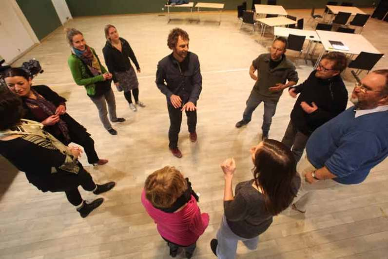 Circlesong workshop in Copenhagen