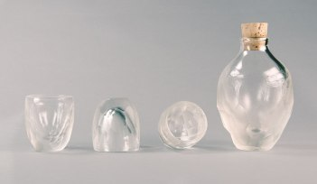 Melting Ice Decanter Set