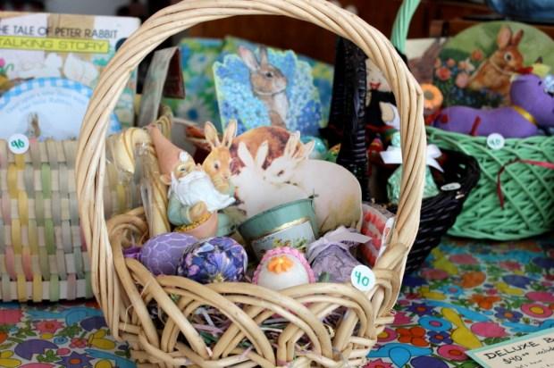 Candy Babel easter basket