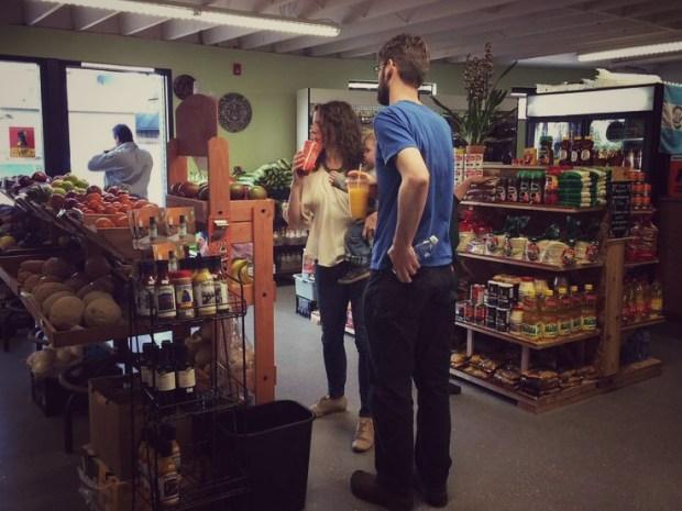 Mercado grocery