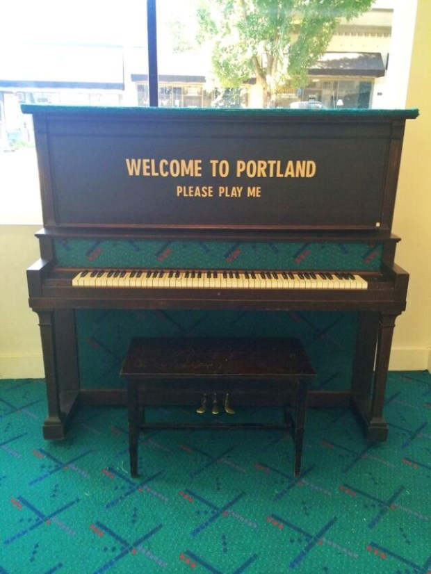 Pdx carpet piano