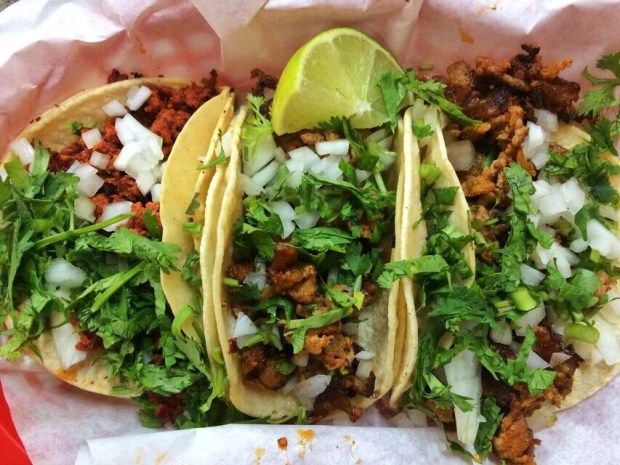 Santa Cruz tacos