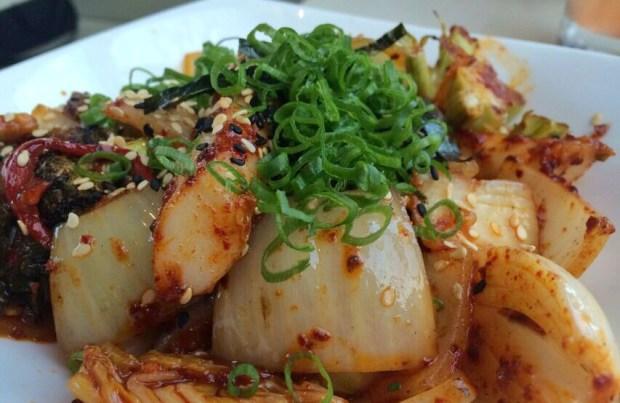 Departure Korean rice noodles