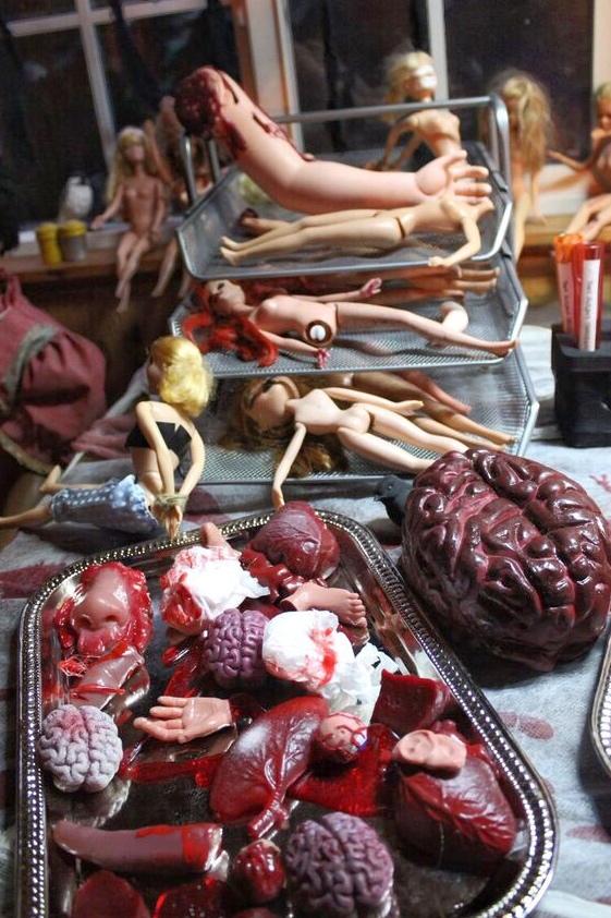 Doll asylum inbox doll parts