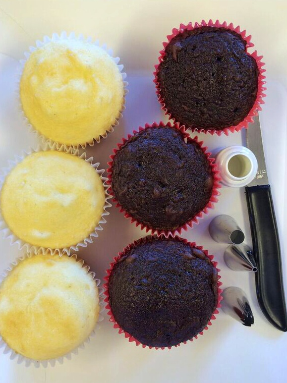 Pdx Skillshare cupcakes