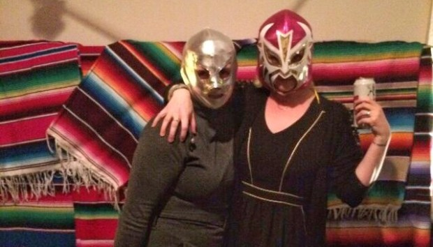 Content2015 wrestling masks