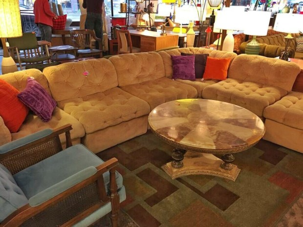Lounge Lizard sectional