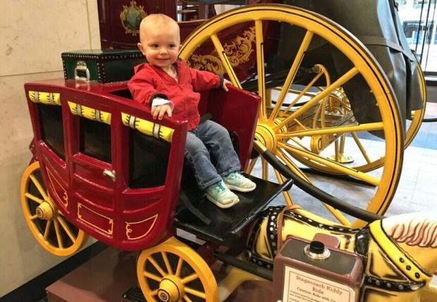 Wells Fargo Museum Ride