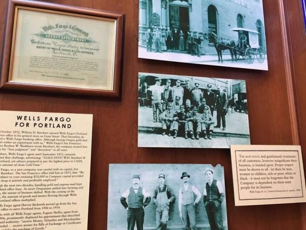 Wells Fargo in Portland