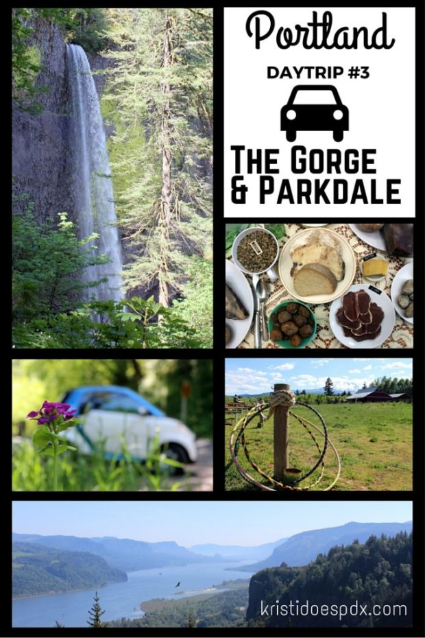 Gorge & Parkdale