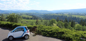 Hood River panarama point car2go