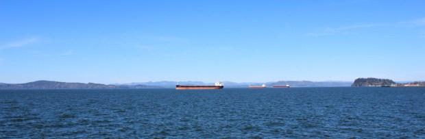 North Oregon Coast Astoria Waters
