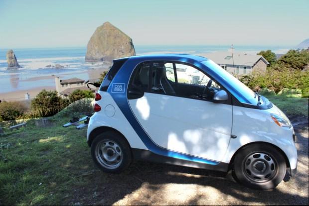 North Oregon Coast Car2Go Haystack 1