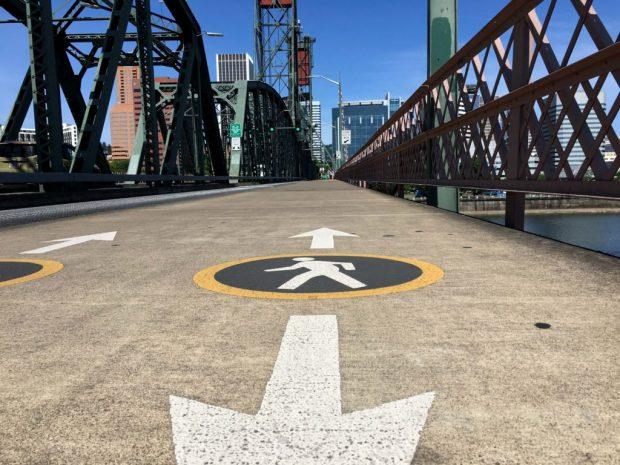 Waterfront Loop Hawthorne Bridge