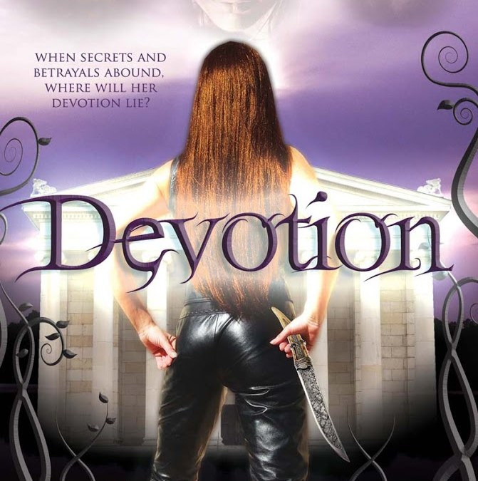 Devotion, Book 3 in the New Adult paranormal Soul Savers Series, by Kristie Cook