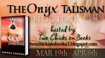 Writer Wednesday – The Onyx Talisman Blog Tour
