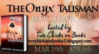 Writer Wednesday – The Onyx Talisman Blog Tour