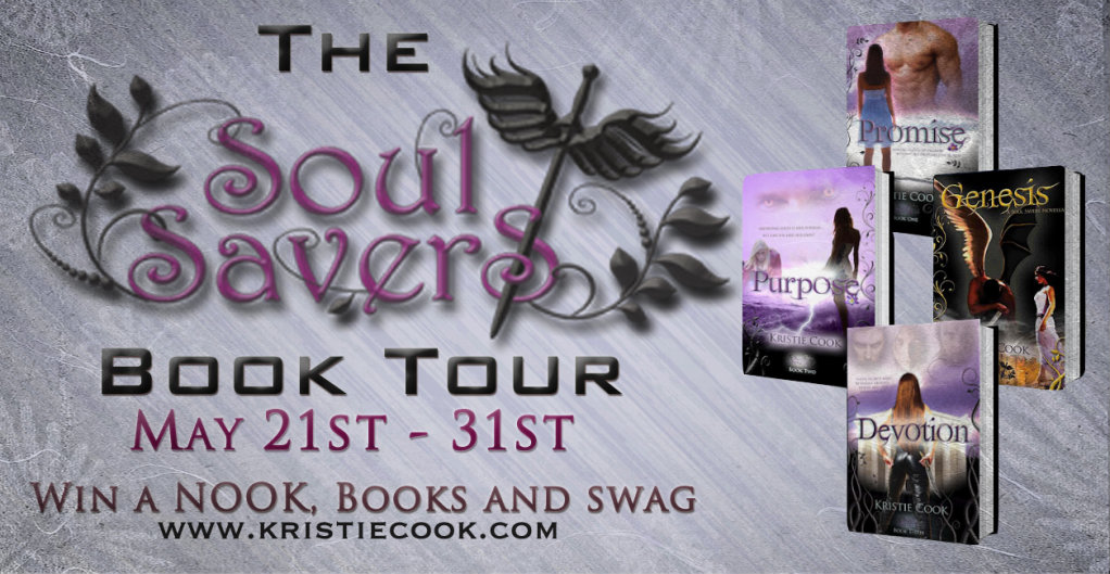 On Tour! (And You Could Win a Nook!)