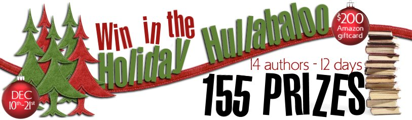Holiday Hullabaloo Day 12 – Last Day!