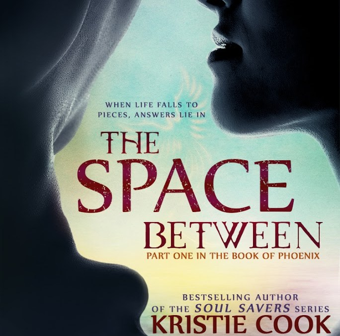 Cover Reveal – The Space Between