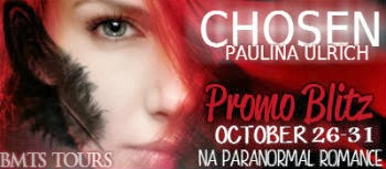 New Adult Paranormal Romance Releases Tomorrow!