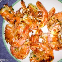 Roasted Red Argentine Shrimp