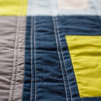 twin needle quilting