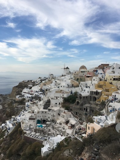 Your typical Santorini picture