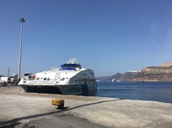 The ferry!