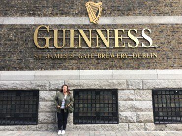 Guinness at St. James's Gate