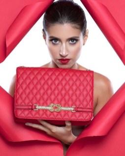 Kristina Guberman creative handbag beauty shoot