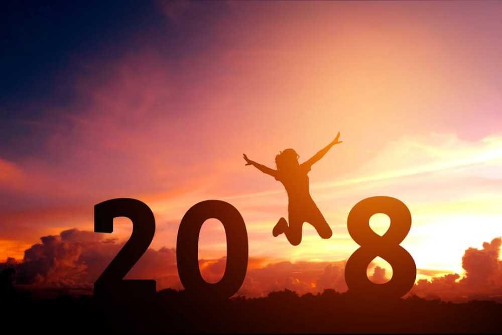 Zeitqualität 2018, Was bringt das Neue Jahr mit sich? Was brauchen wir, was erwartet uns im 2018? Sind wir bereit all das zu bewältigen was auf uns zukommt?