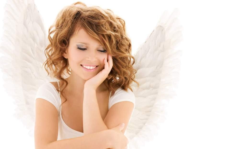 Der Engel kommt endlich wieder nach Hause, ein Text von Kristina Hazler