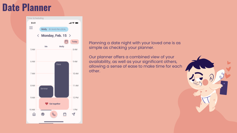 TLDR;) - Date Planner